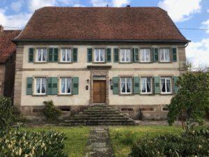 Maison Zielinger